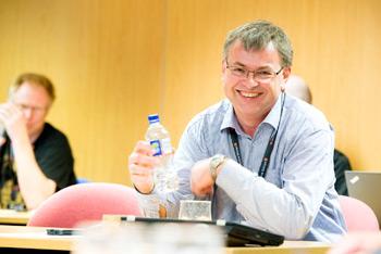 Fritz Dierks, GenICam Chair