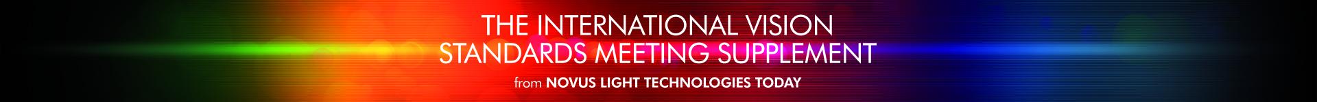 International Vision Standards Meeting Supplement 2015