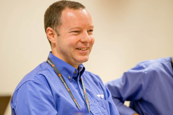 Eric Carey, GigE Vision Chair